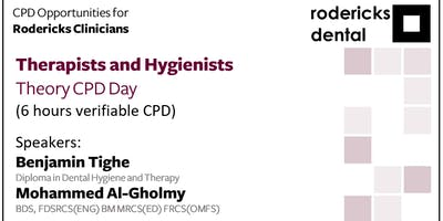 Therapist and Hygienist Theory CPD Day