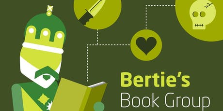 Bertie's Book Group: June 2019 tickets