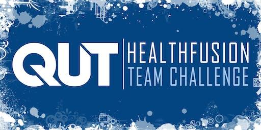 2019 QUT HealthFusion Team Challenge - Audience Registration