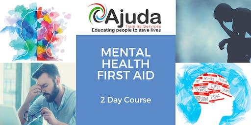 Mental Health First Aid - July