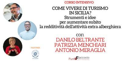 IL CORSO: COME VIVERE DI TURISMO IN SICILIA?
