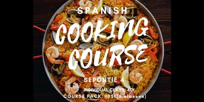 Spanish cooking course