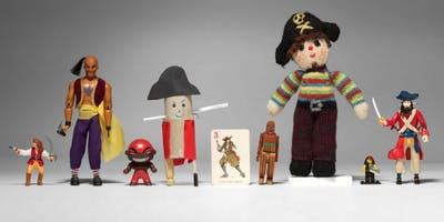 Paper Pirate Theatre Workshop