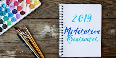 Kickstarta 2019 med meditation och kreativitet