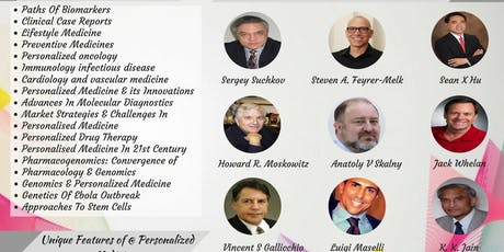 11th international conference on  Personalized Medicine tickets