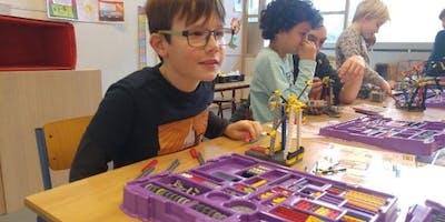 LEGO: bouw een lopende band met Young Engineers