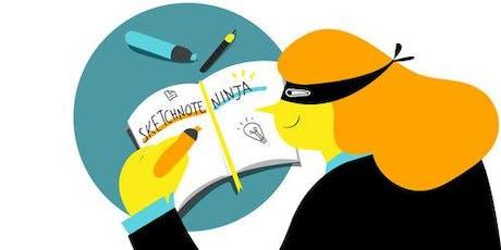 Become a Sketchnote Ninja! billets