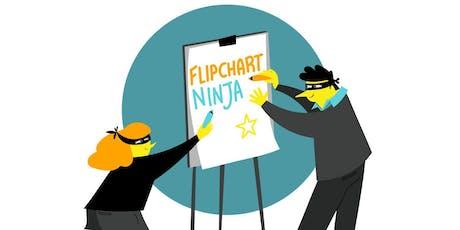 Become a Flipchart Ninja! billets