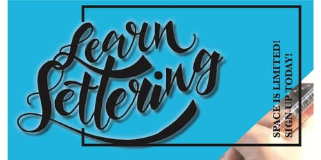 Learn Lettering tickets
