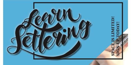 Learn Lettering