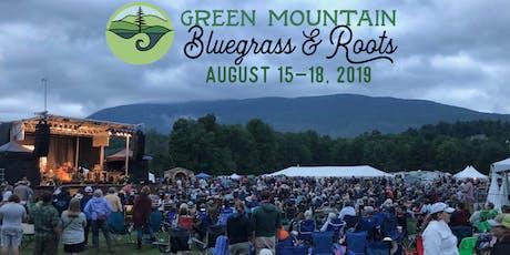 Green Mountain Bluegrass & Roots Festival