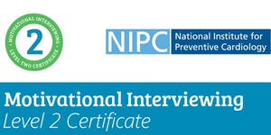 Motivational Interviewing Level 2 Certificate 28th &...