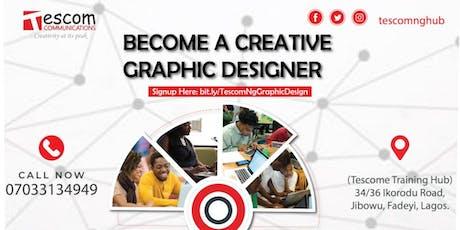 Graphics Design Training  tickets