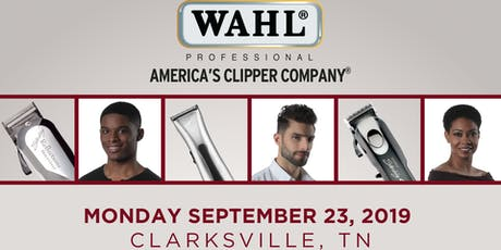 Wahl Look & Learn - Fading & More with Wahl + The Finishing Touch tickets