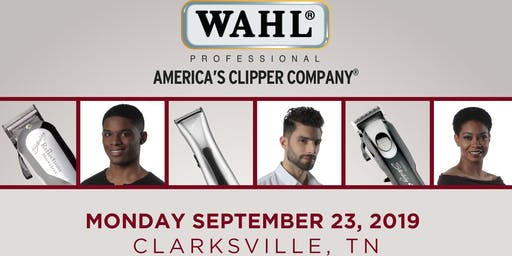 Wahl Look & Learn - Fading & More with Wahl + The Finishing Touch