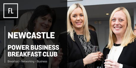 Newcastle Power Business Breakfast Club - July tickets