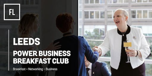 Leeds Power Business Breakfast Club - July