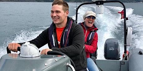RYA Power Boating Level 2 tickets