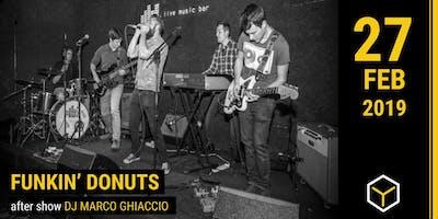 FUNKIN´ DONUTS - The Yellow Bar