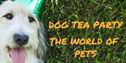 Dog Tea Party