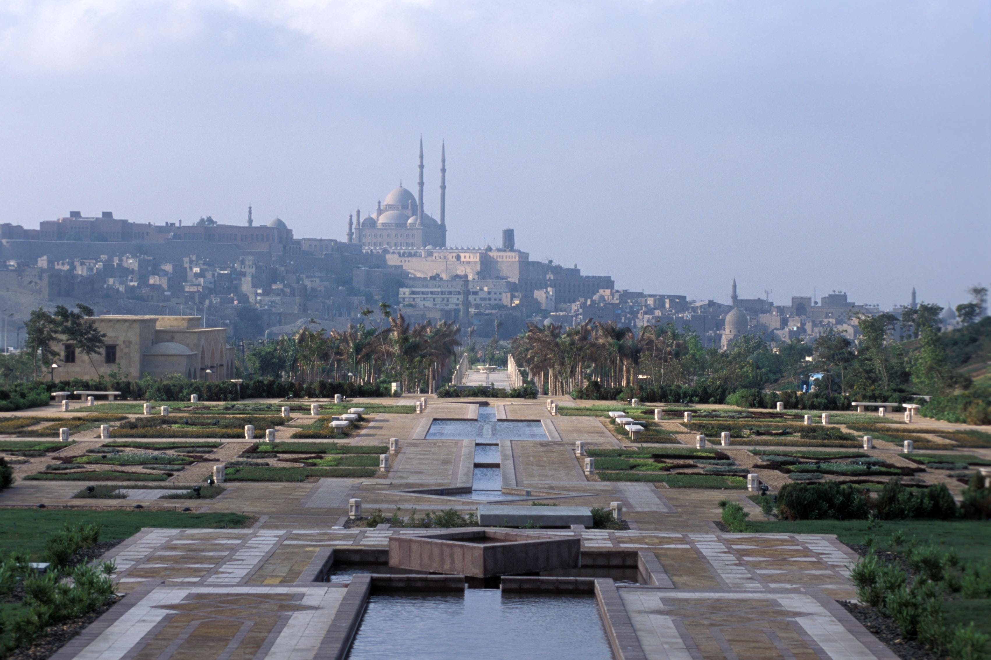 A Five-Week Course: The Islamic City, Spirit and Identity, Past and Present