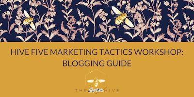 Hive Five - Marketing toolkit series