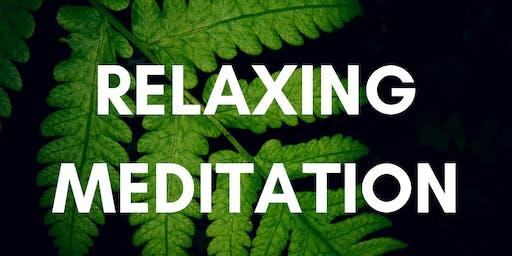September Relaxing Meditation Group