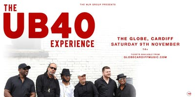 The UB40 Experience (The Globe, Cardiff)