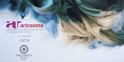 Catalogue - Past edition Artrooms Fair ROMA 2018