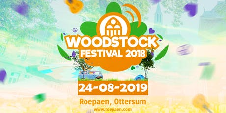 Woodstock@Roepaen Festival 2019 tickets