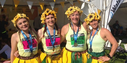 TEAM SUNSHINE guaranteed GNR charity place