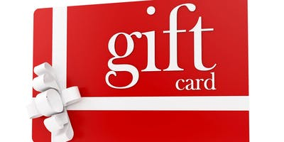 Gift Cards for Hope