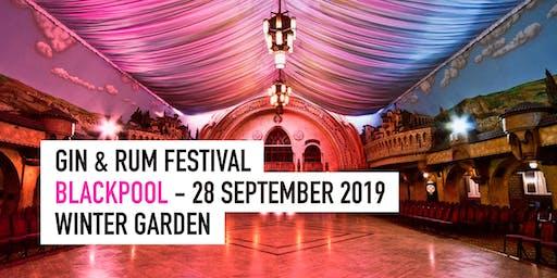 The Gin & Rum Festival - Blackpool - 2019