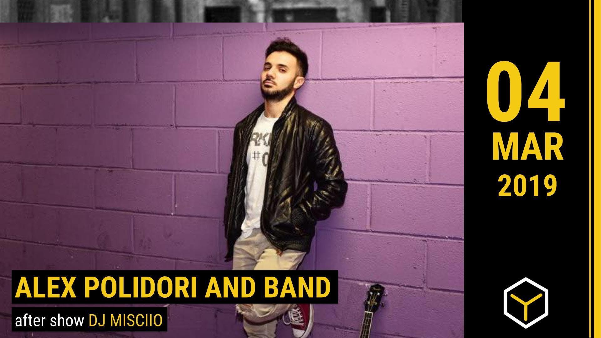 Alex Polidori and Band - The Yellow Bar