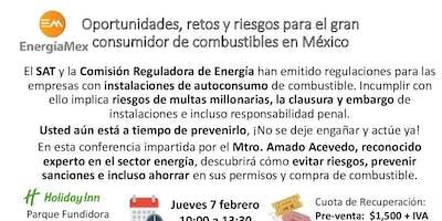 OPORTUNIDADES RETOS Y RIESGOS PARA EL GRAN CONSUMIDOR DE COMBUSTIBLES EN M