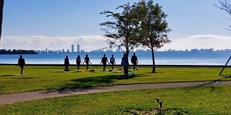 Bliss on the Bay, Community Yoga by Donation tickets