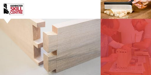 Hand-Dovetailed Box In Hardwood (4 Day Course)
