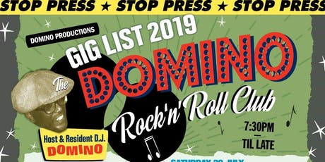 Darrell Higham & The Enforcers with D J Domino and guest D J Steve Grinster tickets