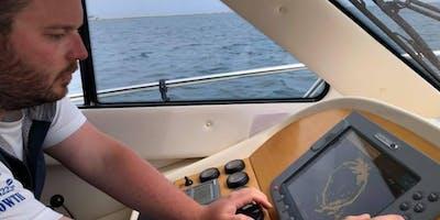 RYA Day skipper motor cruising practical