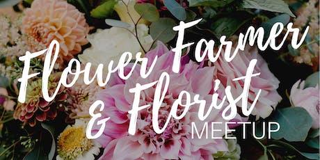 Flower Farmer & Florist Meetup tickets