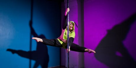 Enchant Vertical Dance's Annual Charity Showcase tickets
