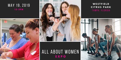All About Women Expo at Westfield Citrus Park