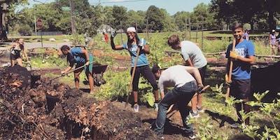 Class: Closing down your garden