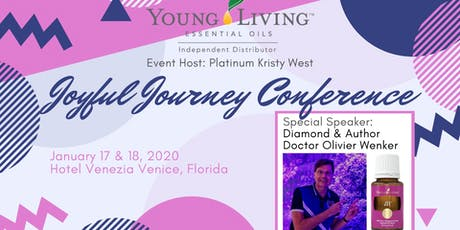 Young Living Joyful Journey Conference tickets