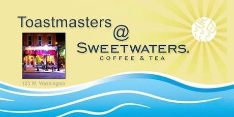 Toastmasters @ Sweetwaters tickets