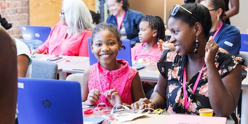 Black Girls CODE Dallas Presents: We CREATE! Parent-Daughter Workshop