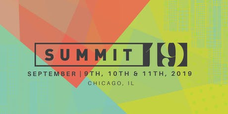 Summit '19 tickets