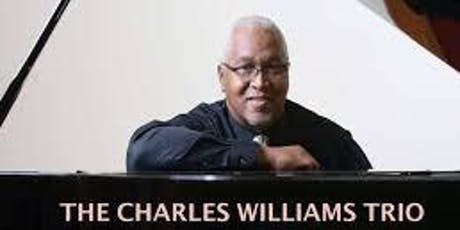 Mark Music Show 3.8: The Charles Williams Trio & A Night of Jazz tickets