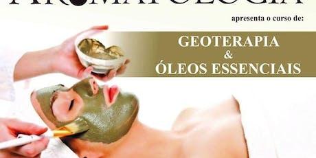 Curso Geoterapia & Óleos Essenciais ingressos