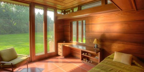 Frank Lloyd Wright Open House, August 4 tickets